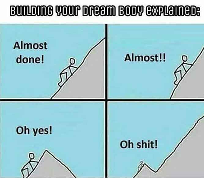 Building Your Dream Body Explained