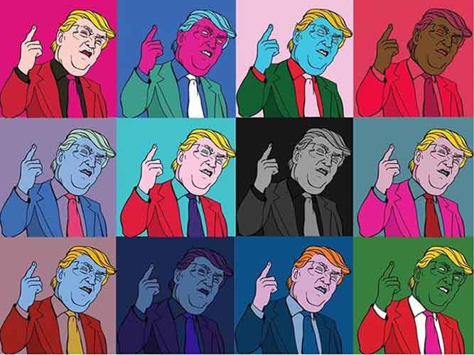 Best Creative Donald Trump Funny Memes on Internet Today