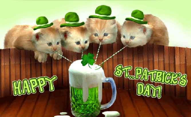 Funny St Patrick's Day Wishes