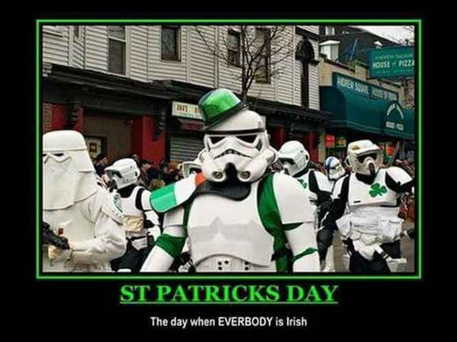 St.Patrick's Day - The Day When Everyone is Irish