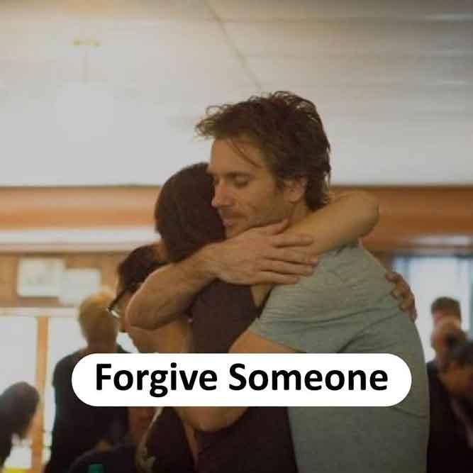 Forgive Someone